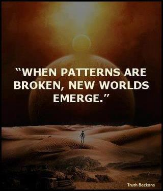 Breaking the Old Patterns - Together