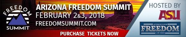 2018 Arizona Freedom Summit